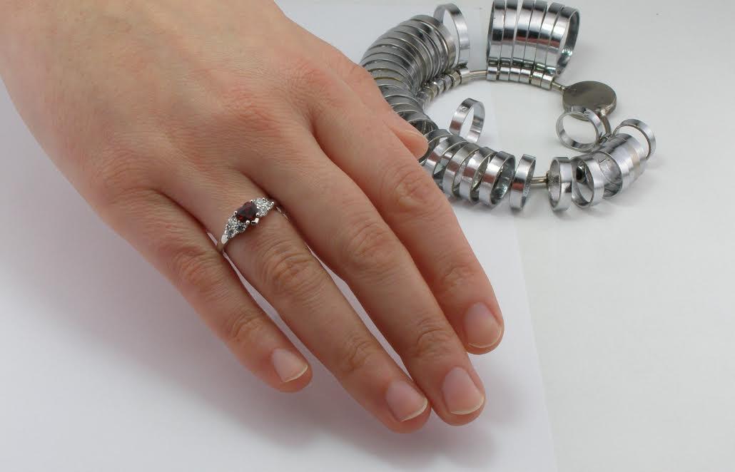 Jak Zmierzyć Rozmiar Pierścionka Lub Obrączki Węc Twój Jubiler