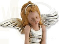 "Angel figure ""Leader Argenti"" S-95147C"