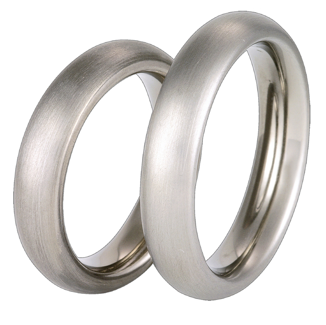 Titanium wedding ring SWT-36/5-k